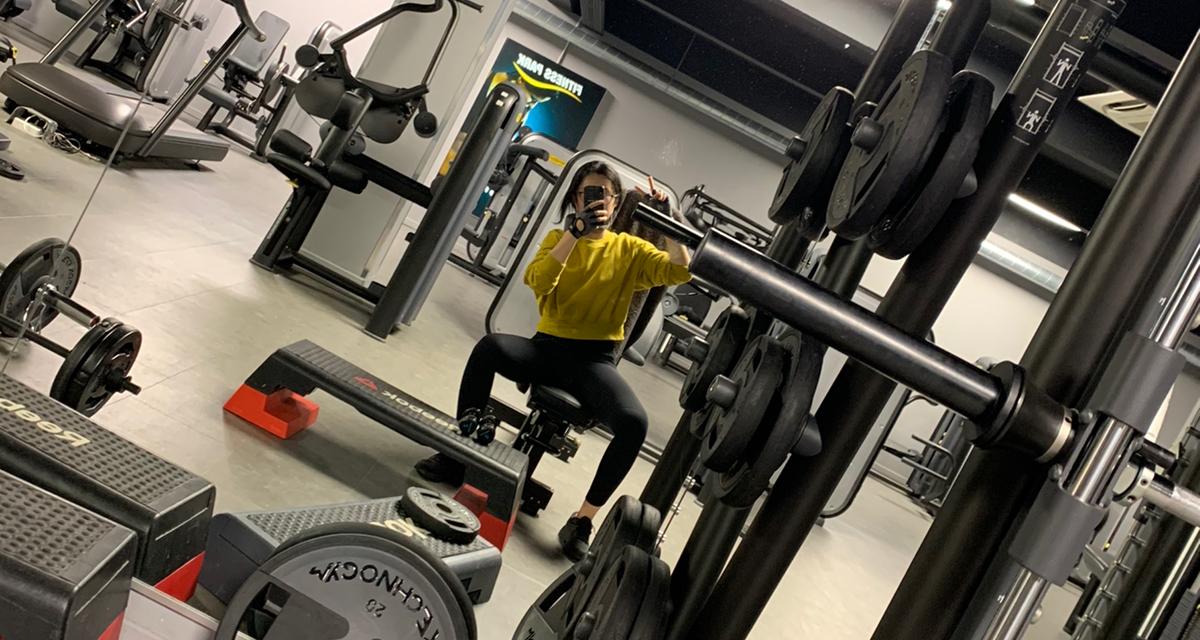 健身氪金日记