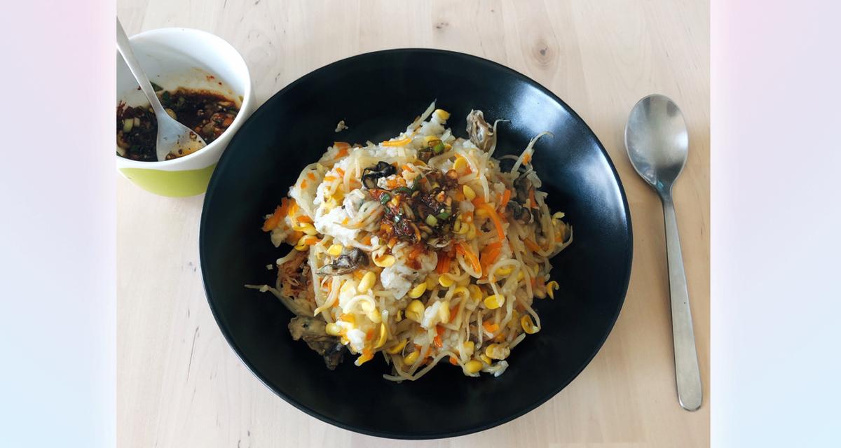 消灭米饭大作战|韩式家常豆芽饭