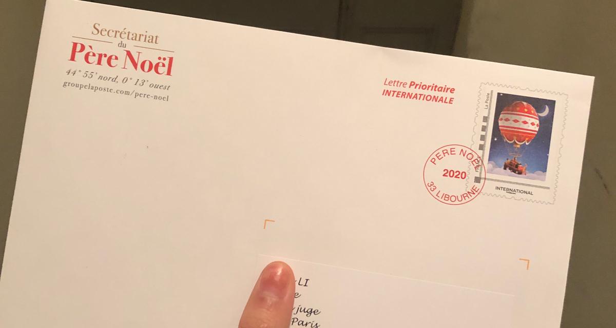 🎄🎅收到圣诞老人的信🎄