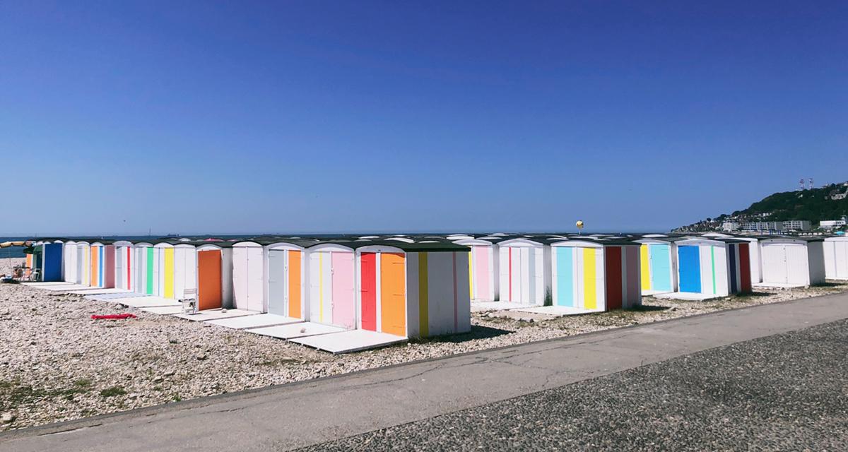 Le Havre-Deauville-Honfleur游记