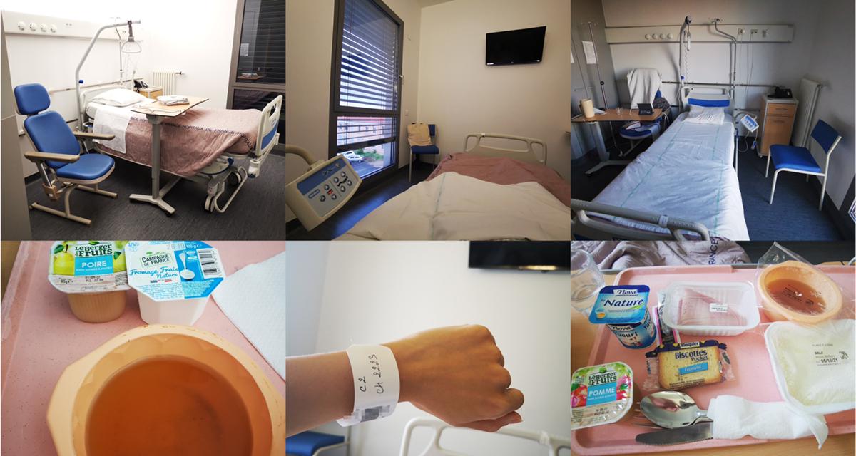术后12天了,在法国做手术的小记录~记得帮我按赞哦🥰