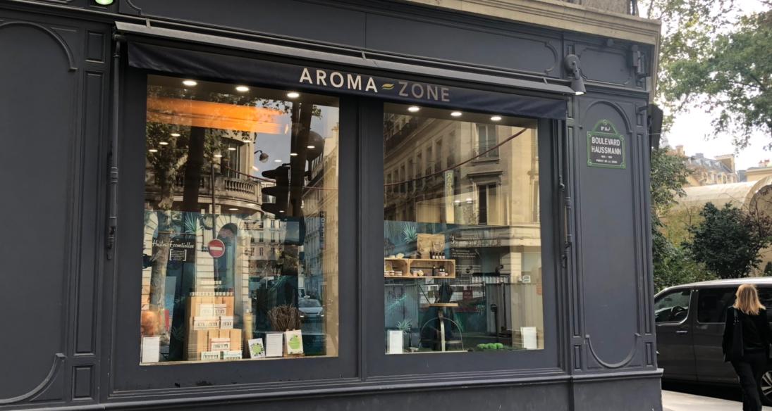 🇫🇷发现一家自制清洁剂/护肤品宝藏店铺aromazone