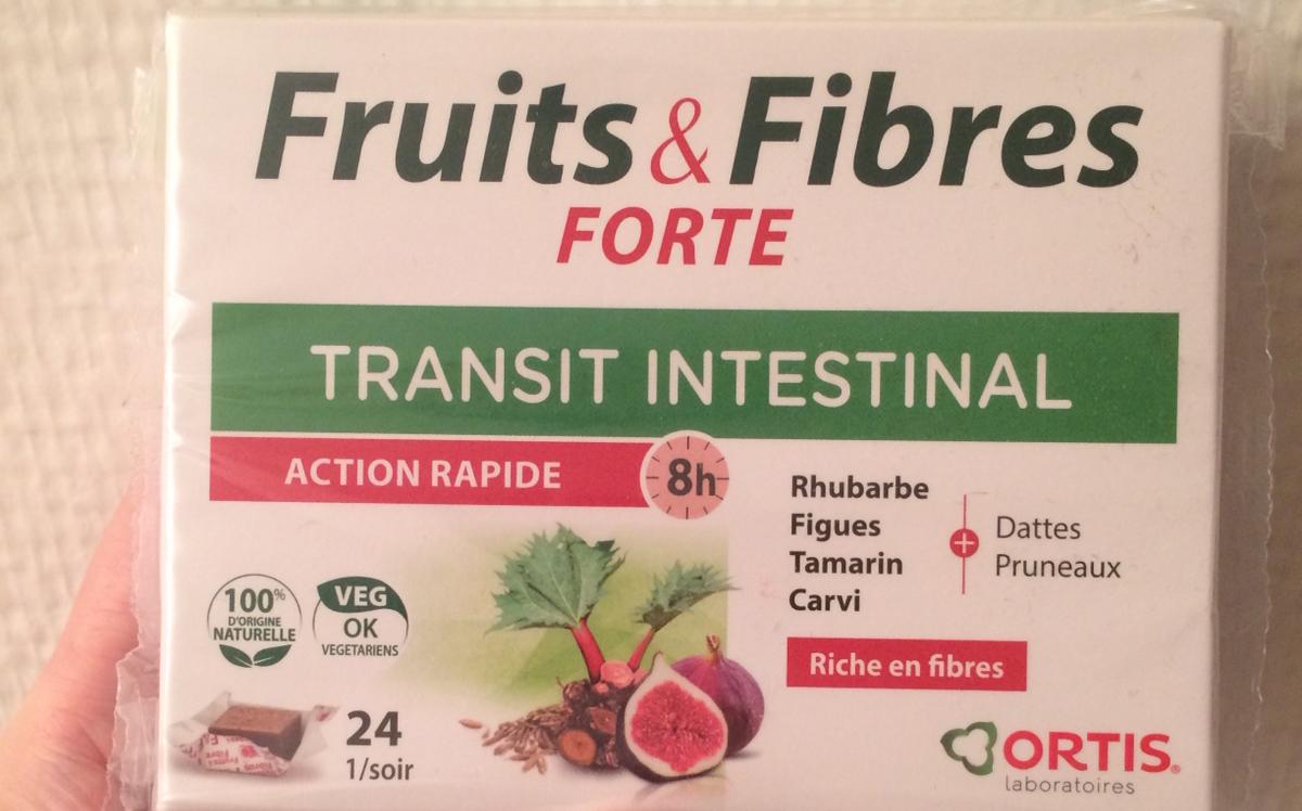 Ortis果蔬纤维测评