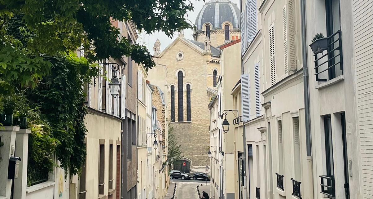 在巴黎13区发现另一个蒙马特