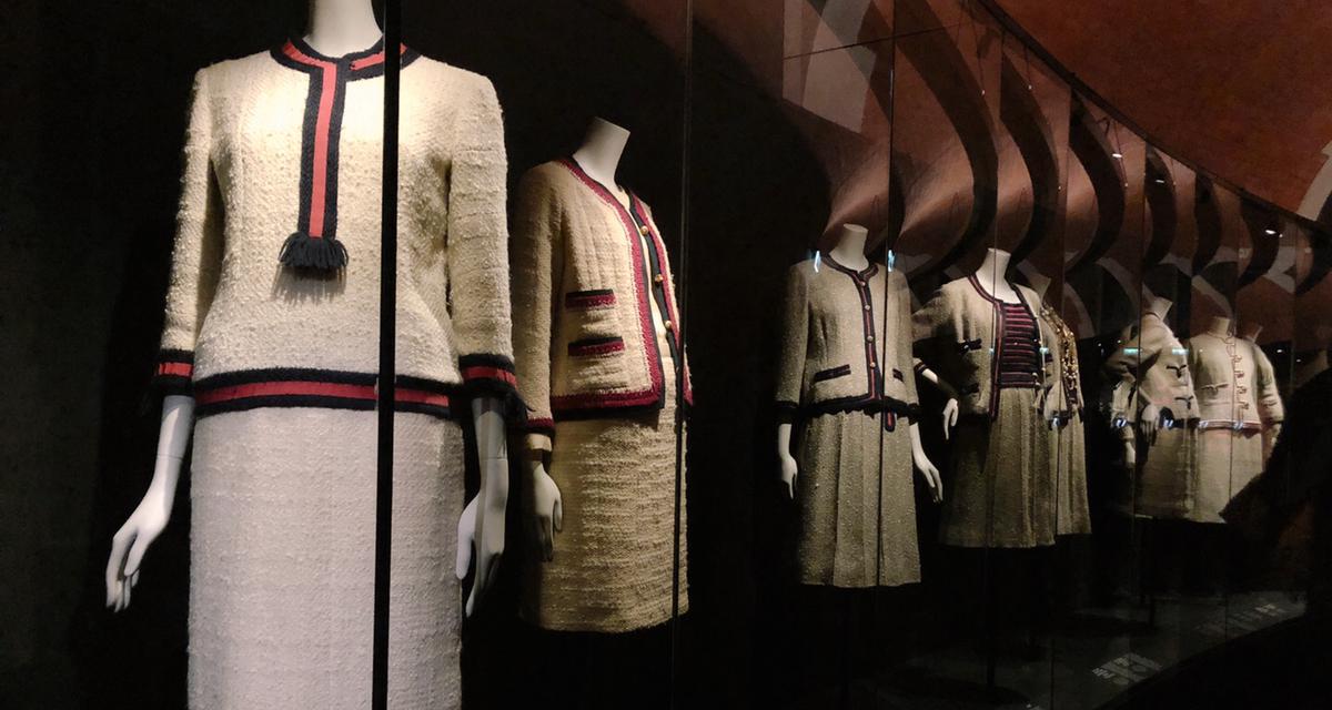 香奈儿女士20世纪珍品展 如何征服时尚界? #宅家打卡D9