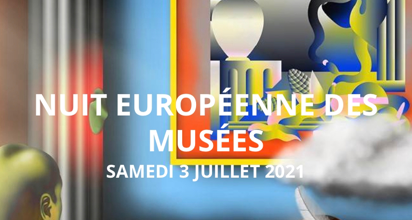 欧洲博物馆夜想好去哪里了吗?就在这周六啦!