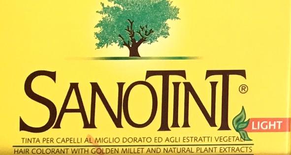 🥰实名表扬Sanotint(圣丝婷)植物染发剂