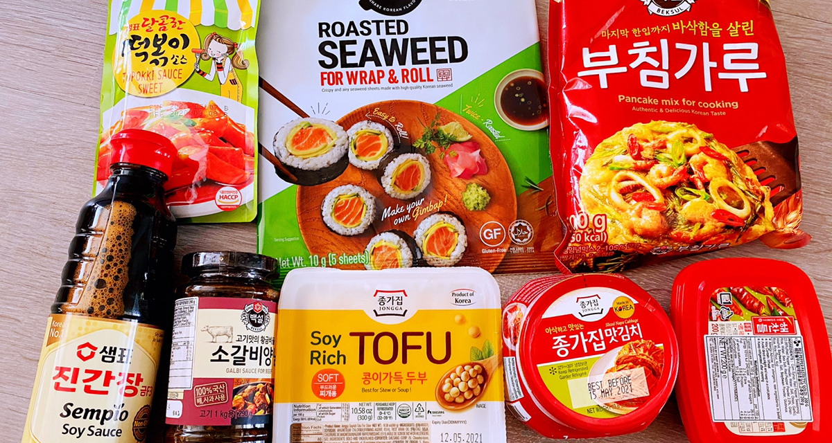 Coreewa江湖烹饪官 舌尖上的韩料 挑逗你的味蕾